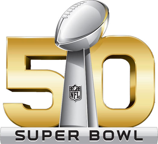Superbowl 50 logo
